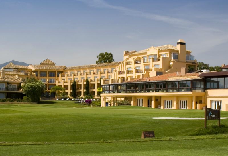 Guadalmina Hotel y Golf Marbella - Hotel mas Golf 10